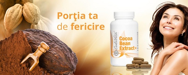 Cocoa Bean Extract - Extract din Boabe de Cacao