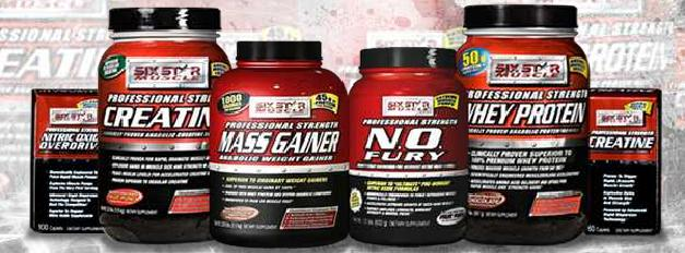 Six star Muscle Products